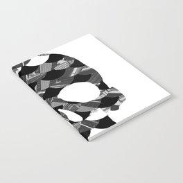 Skull no.0 Notebook