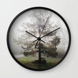 Norris Rays Wall Clock