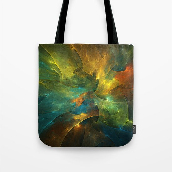 Somewhere in the Universe Tote Bag