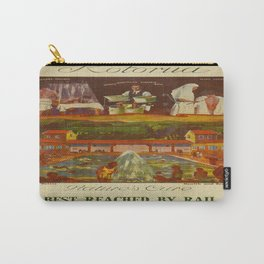 Vintage poster - Rotorua Carry-All Pouch