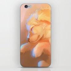 Golden Dreams iPhone & iPod Skin