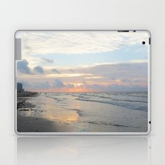 Sunrise At The Beach Laptop & iPad Skin