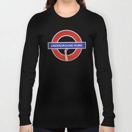 Underground Rubik Long Sleeve T-shirt