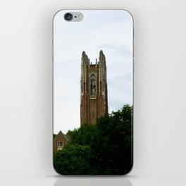Galen Stone Tower, Far View iPhone Skin