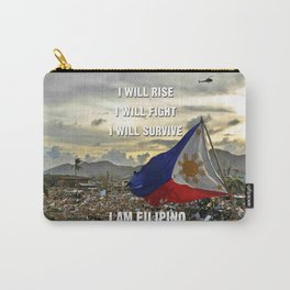 Survive Filipino Carry-All Pouch