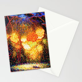 Edward Middleton Manigault The Rocket Stationery Cards