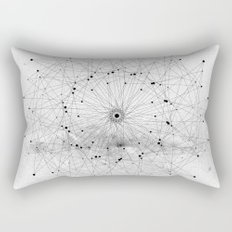 STARGAZING IS LIKE TIME TRAVEL Rectangular Pillow