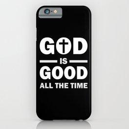 Jesus Cross iPhone Case