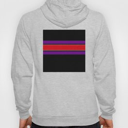 Team Colors 2...red ,purple, black and white Hoody