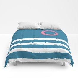 Seascape 01 Comforters
