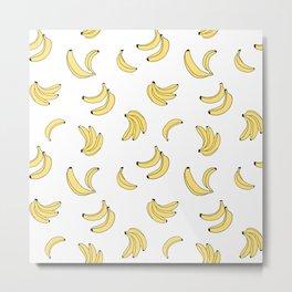Going Bananas Metal Print