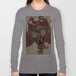 bat shite Long Sleeve T-shirt