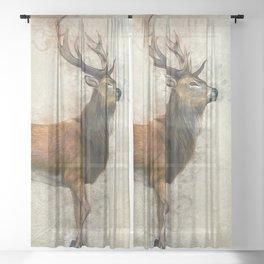 Elk Sheer Curtain