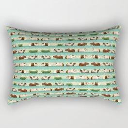 Guinea Pig Congo Rectangular Pillow