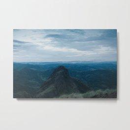 Cerro Pelado, Costa Rica Metal Print