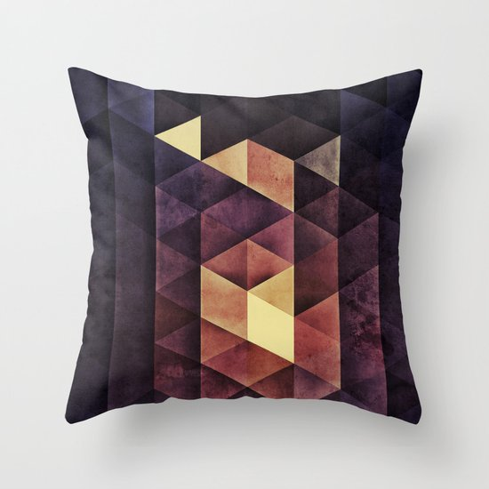 SYSTYM Z Throw Pillow