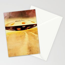 UFO Hill Stationery Cards