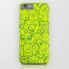 #MoleskineDaily_45 iPhone 6s Slim Case