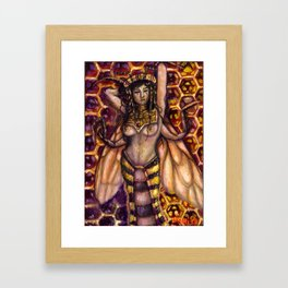 Melissa Spirit of the Bee Framed Art Print