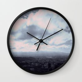 EVAPORATE Wall Clock