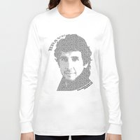 be brave Long Sleeve T-shirts featuring Brave by laura2035
