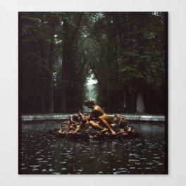 Bronze Bourgeoisie Canvas Print
