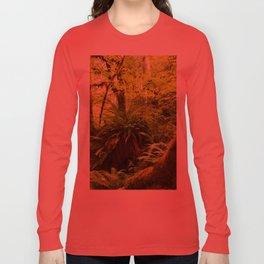 Rainforest Ferns Long Sleeve T-shirt