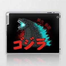 Mighty Kaiju Gojira Laptop & iPad Skin
