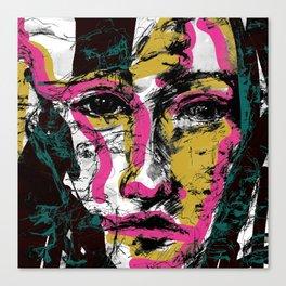 techno II Canvas Print
