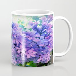 Lilacs in Bloom Coffee Mug
