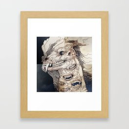 THE TENDENCIES OF N Framed Art Print