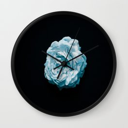 BLACK N' BLUE Wall Clock