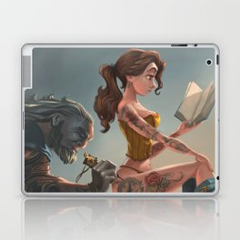 Inked by the Beast Laptop & iPad Skin