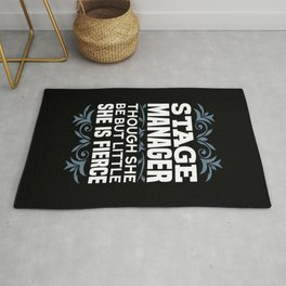 Stage Manager Gifts Rug