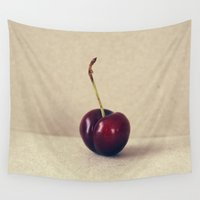 pin up Wall Tapestries featuring pin-up by anitaa