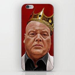The Kingpin iPhone Skin
