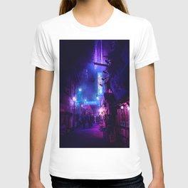 Tokyo Nights / Midnight City / Liam Wong T-shirt
