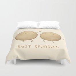 Best Spuddies Duvet Cover