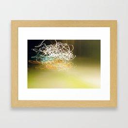 Event 3 Framed Art Print