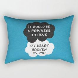 The Fault 08 Rectangular Pillow