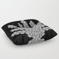 Leaf 12 Floor Pillow