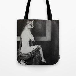 Knowing Tote Bag