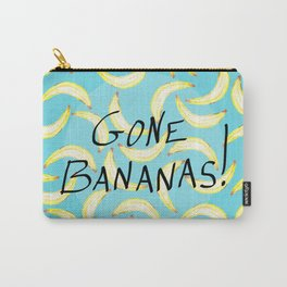 Gone Bananas! Carry-All Pouch