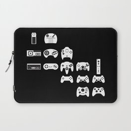 History of gaming Laptop Sleeve