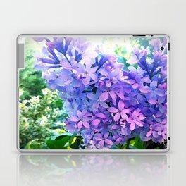 Lilacs in Bloom Laptop & iPad Skin