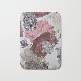 Carbonation Collection: pink Bath Mat