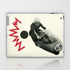 Motorcycle Madness Laptop & iPad Skin