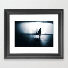 Alloy Framed Art Print