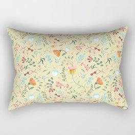 Bunny girl Rectangular Pillow