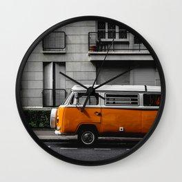 Freedom trip Wall Clock